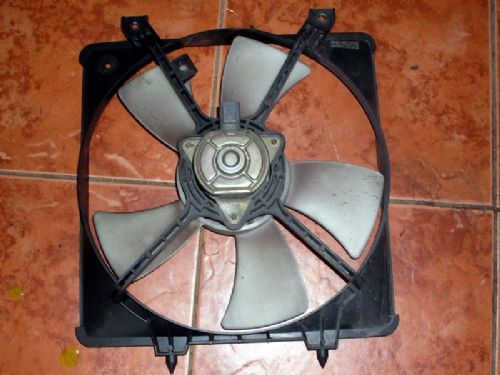 Fan, main cooling, Mazda MX-5 mk2 & mk2.5, USED